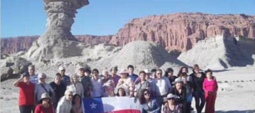 Vecinos de Paihuano conocieron atractivos turísticos en Provincia de San Juan, Argentina