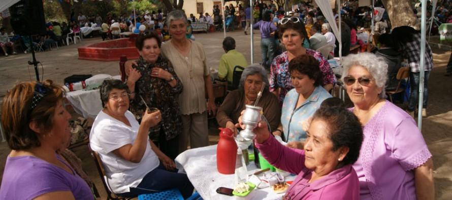 Elquinos recordaron última visita de Mistral con tradicional mateada en El Tambo