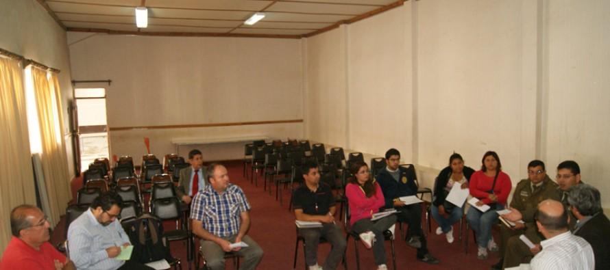 Incentivan el ordenamiento y el respetar la ley en la campaña municipal 2012 en Vicuña