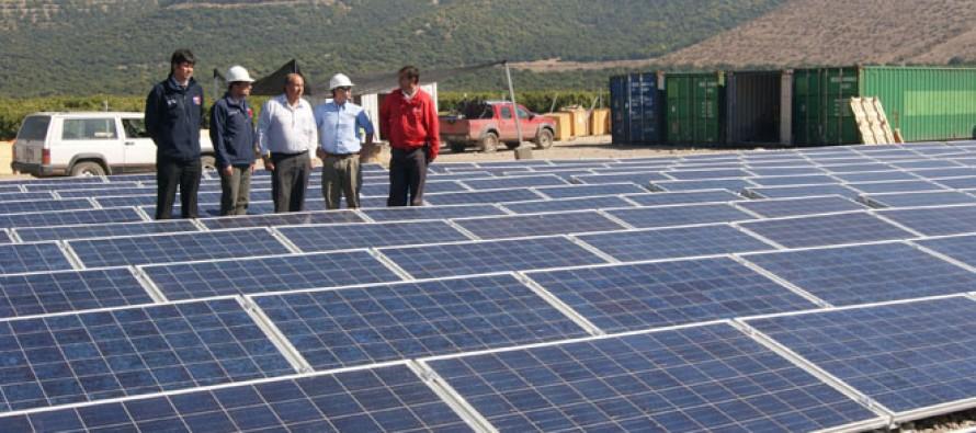 Buscan fomentar proyectos de energía solar debido a los atributos naturales de la zona