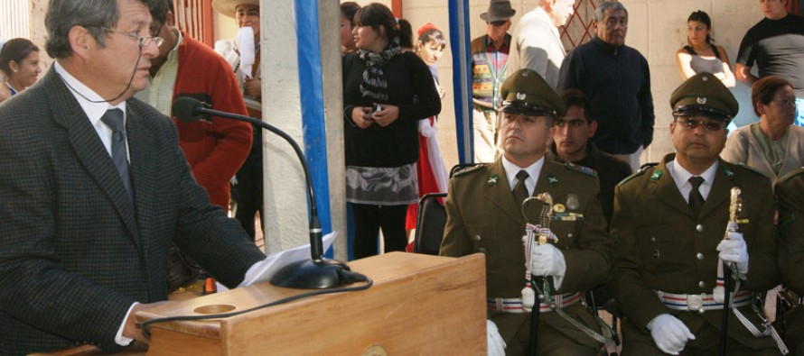 Director de Obras asume como alcalde subrogante de la municipalidad de Vicuña