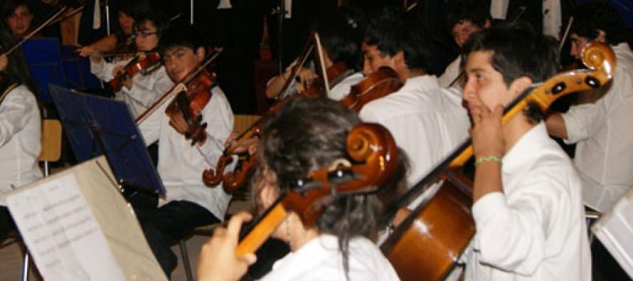 Vicuña vivirá la tarde de las orquestas con jóvenes representantes de La Antena y Linares