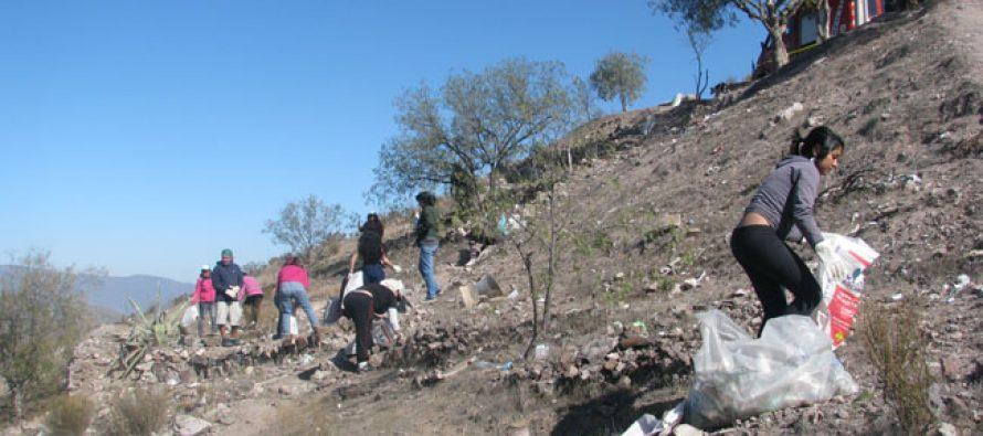Invitan a sumarse al primer operativo voluntario de limpieza en Vicuña