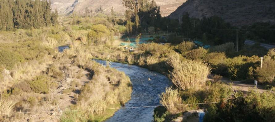 MOP ejecuta catastro de usuarios del Río Elqui aguas abajo del Embalse Puclaro