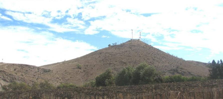 Estudiantes y vicuñenses realizarán  limpieza del Cerro de la Virgen como parte de su recuperación