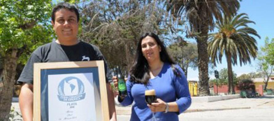 Ánima: otra cerveza artesanal elquina premiada en competencia internacional