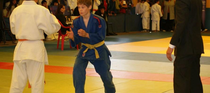 Gran actuación de judokas de diversos puntos del país en Copa Ciudad de Vicuña