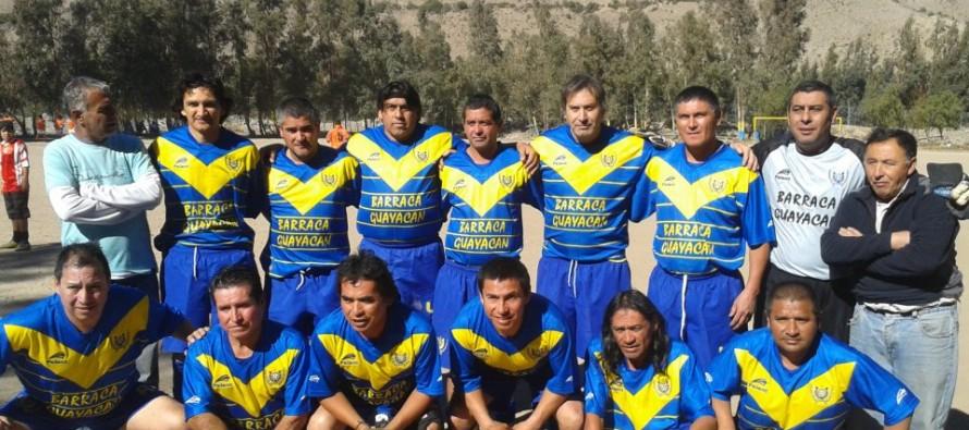 C.D Alameda logra su tercer campeonato en la Liga Senior Elquina sin perder ningún partido