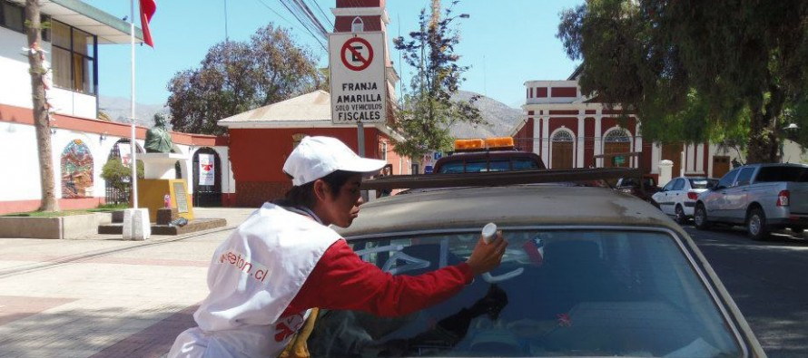 En Vicuña pretenden juntar más de 22 millones de pesos para esta Teletón 2012