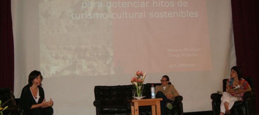 Llaman a potenciar el turismo cultural local tomando experiencias desarrolladas en el mundo