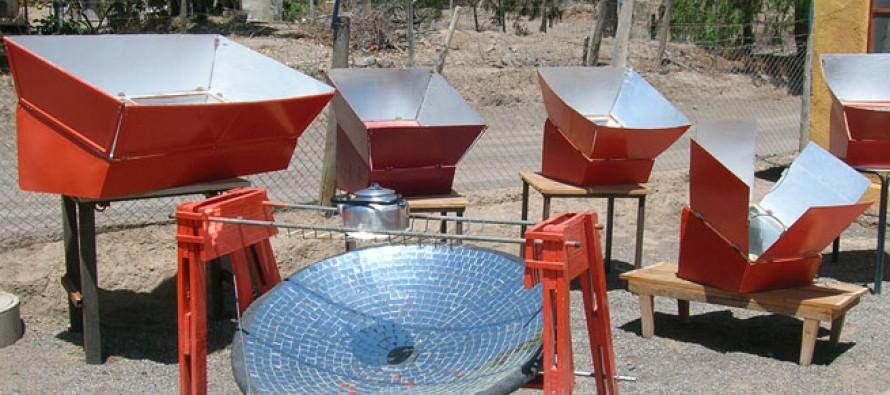 Cocinas solares de Villaseca, el cómo convertir la idea de surgir en un negocio con marca registrada