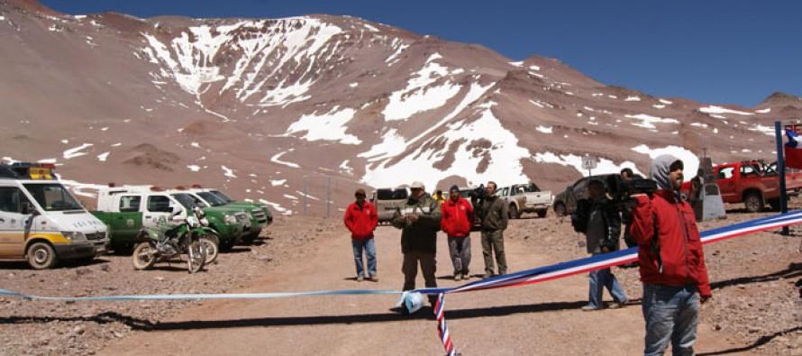 Autoridades anuncian apertura del Paso de Agua Negra para temporada 2012-1013
