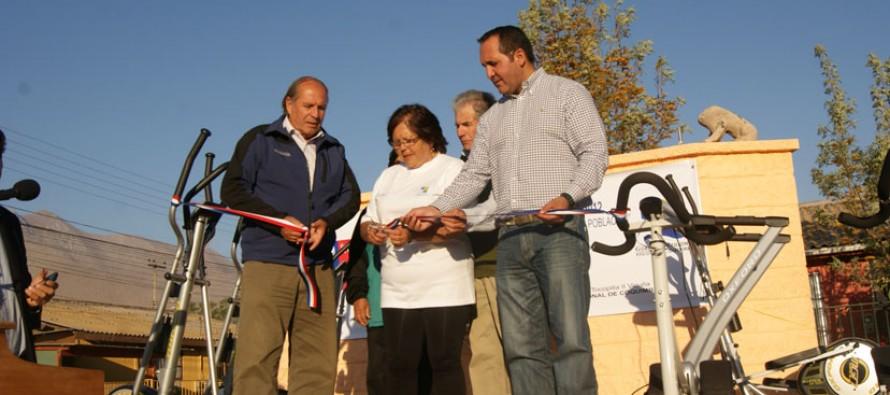 Vecinos de la población Tocopilla II mejorarán su calidad de vida a través de la actividad física