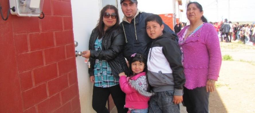 Otorgan 360 subsidios para que familias de zona rural obtengan su vivienda definitiva