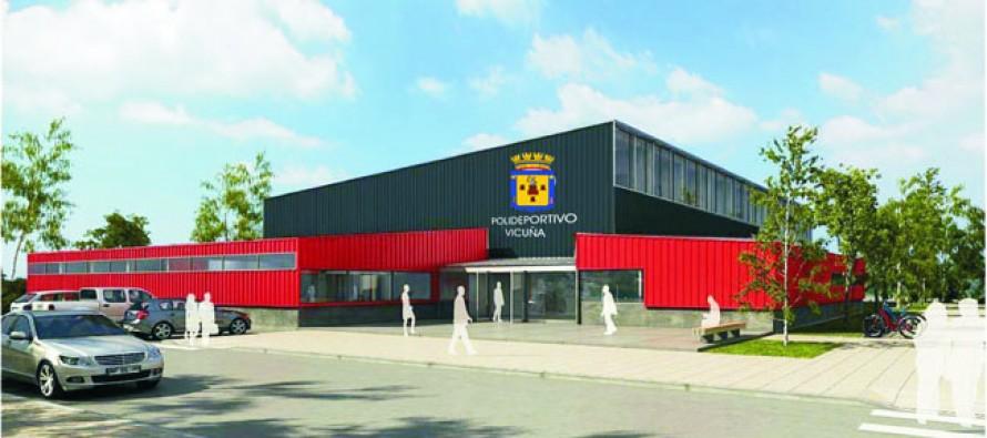 Polideportivo cuenta con empresa adjudicada para comenzar su construcción para estar listo el 2014