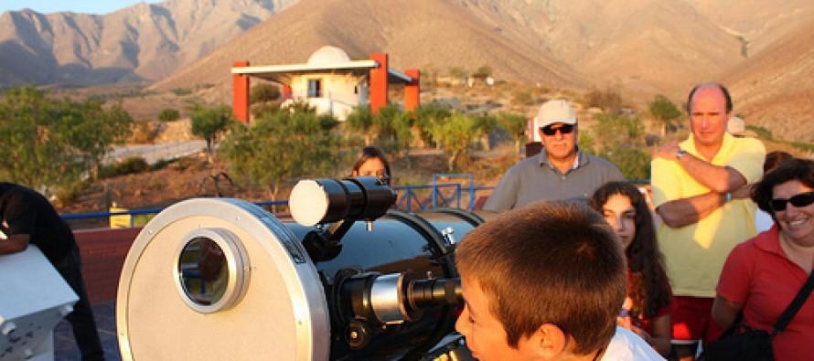 El mejor lugar para ver el eclipse de sol del 2019 será el Valle de Elqui