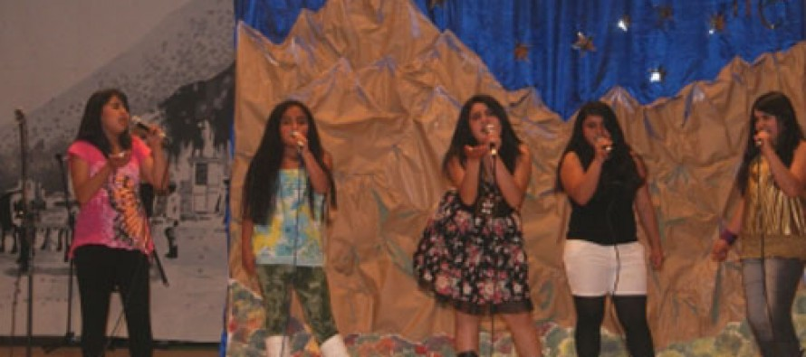 """Alumnos de Paihuano participarán en Festival de la Canción en Inglés """"Singing Under The Stars"""""""
