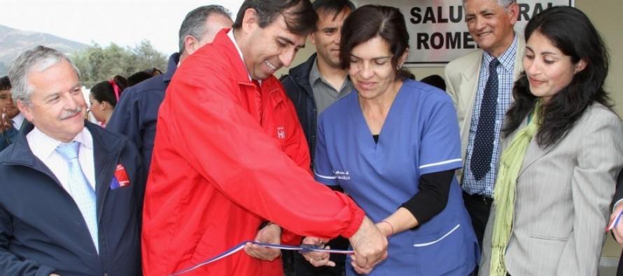 Vecinos de El Romero cuentan con nueva posta rural para satisfacer sus necesidades de salud
