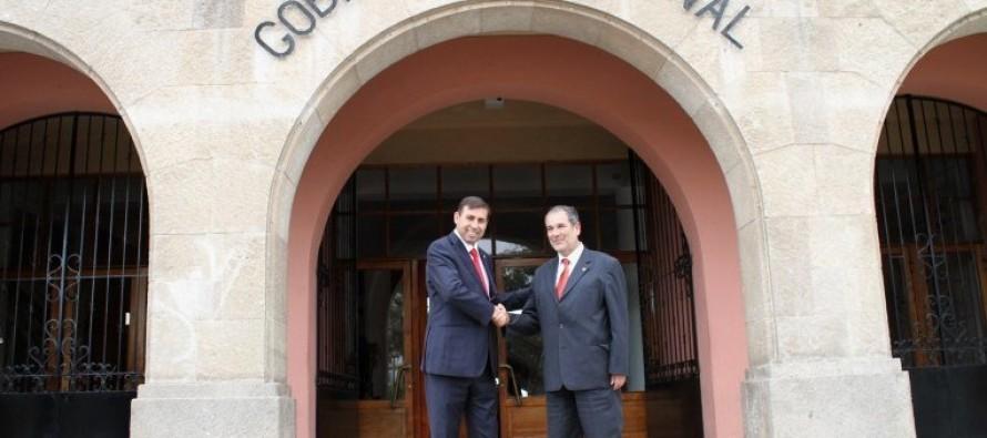 Concretan cambio de mando: Mario Burlé Delva asume como nuevo Intendente Regional