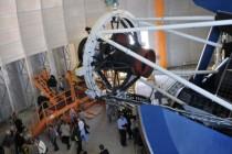 Tololo celebra 50 años con presentación de cámara para estudio de la materia oscura