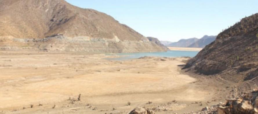 Pese a que embalse Puclaro está al 16% de su capacidad aseguran riego para el próximo año