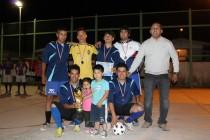 """El equipo de """"Portugal"""" fue el ganador del mundialito de Baby Fútbol 2012"""