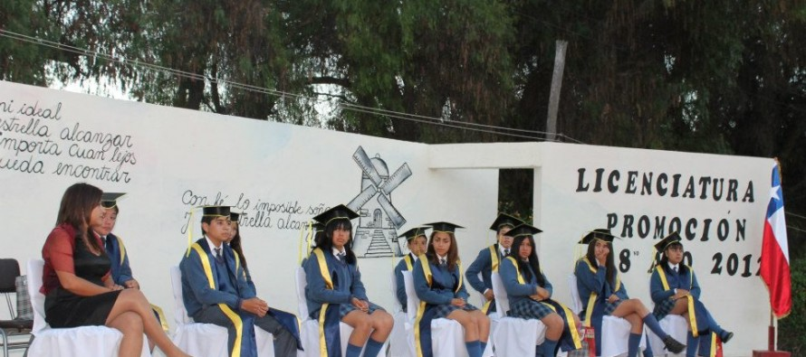 Incentivan el revalorizar la educación pública en la comuna de Vicuña