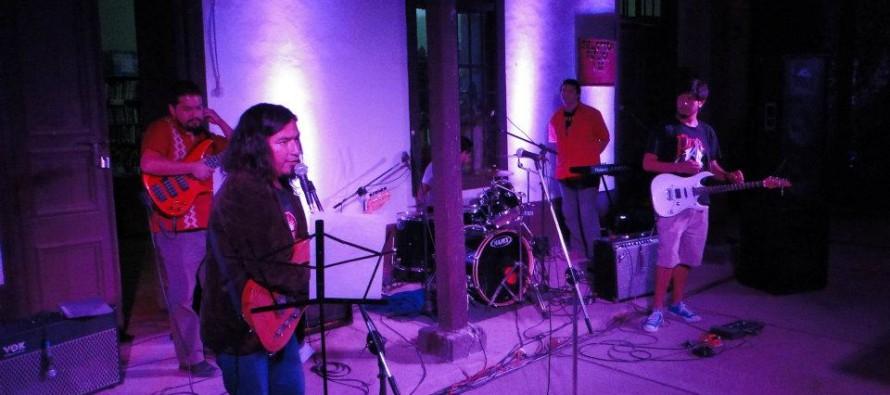 Músicos se unen en actividad cultural para informar sobre consecuencias del Túnel de Agua Negra