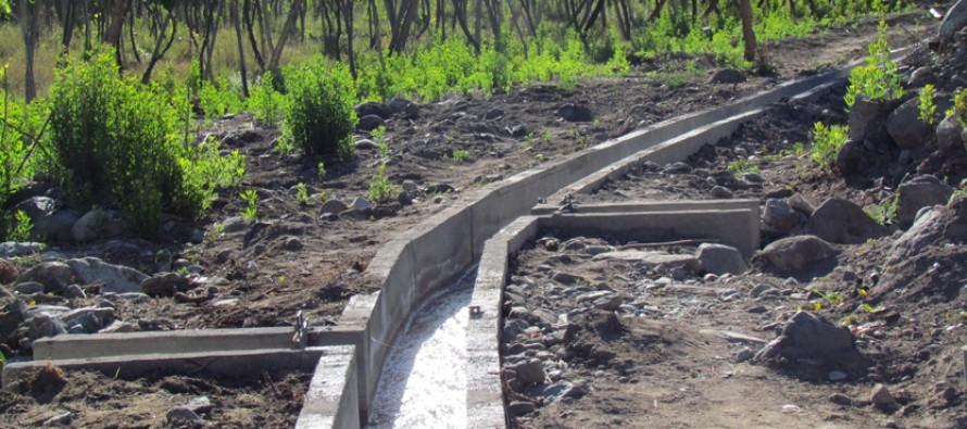 Iniciarán el 2013 entregando más de $1.500  millones a regantes para evitar pérdida de agua ante sequía