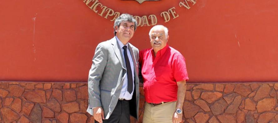 Alcalde Rafael Vera asumirá la vicepresidencia nacional de los municipios turísticos de Chile