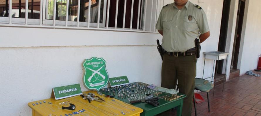 Más de 32 millones de pesos robaron delincuentes de joyería Valle del Elqui de Vicuña