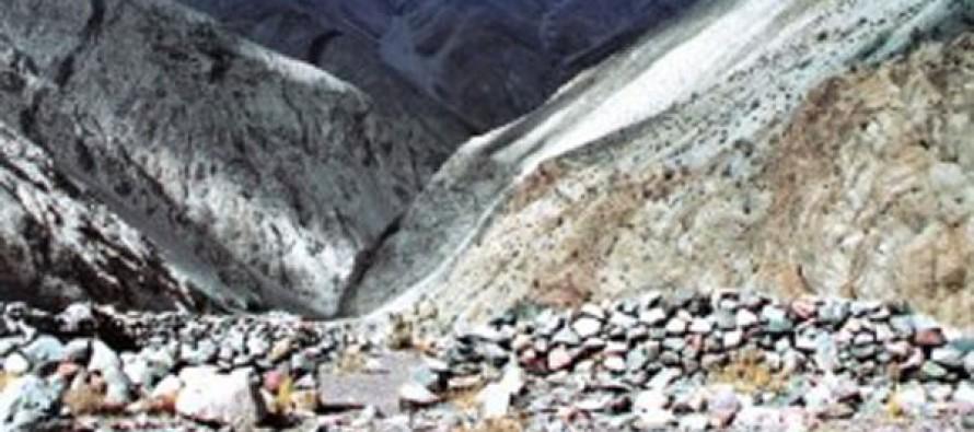 Tambo Inca ubicado en el Río Turbio en el valle de Elqui es estudiado por profesionales