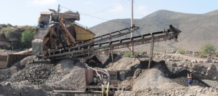Afinan últimos detalles de futura ordenanza para la extracción de áridos en  Rio Elqui en La Serena