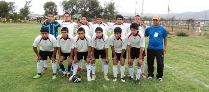 Escuela Nahuel Rojas comienza su participación en campeonato internacional Santa Inés