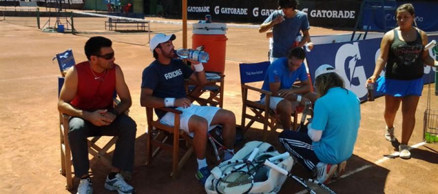Escuela Canihuante recibe respaldo de tenistas profesionales y de la marca Nike