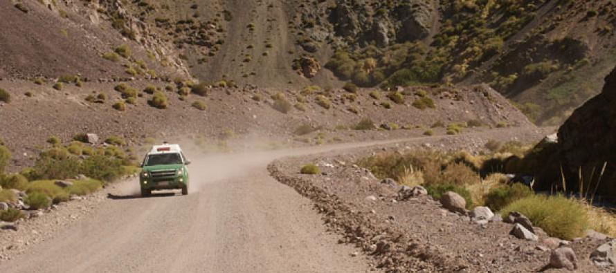 Turista argentino se extravía en cerro Tara de Cochiguaz y es intensamente buscado