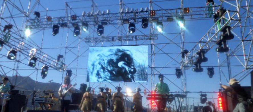 """""""Astro"""" se presenta hoy en la plaza de Pisco Elqui como parte del Festival de las Artes"""