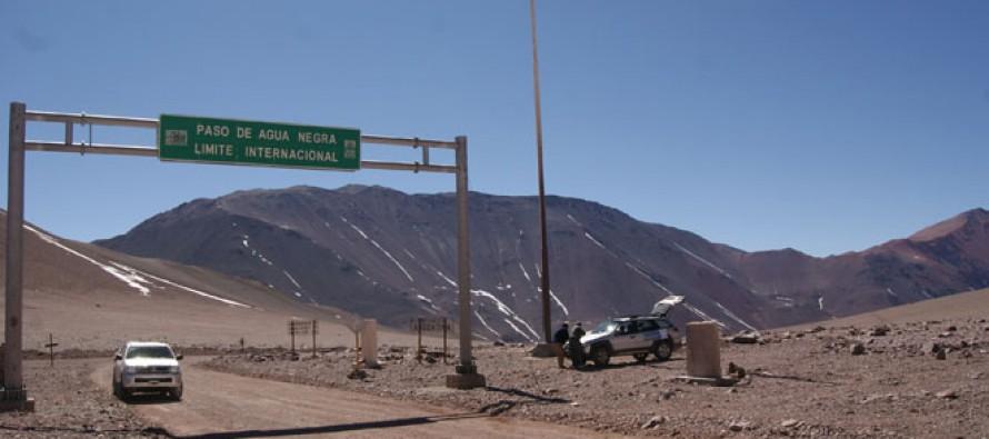 Proceso de licitación del Túnel Agua Negra entra  en tierra derecha con llamado internacional a empresas