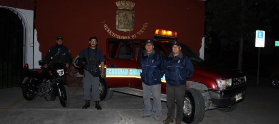 Valoran puesta en marcha de Oficina de Seguridad Pública en Vicuña