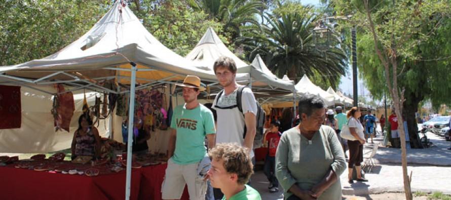 Artesanos elquinos inician su temporada estival con el propósito de rescatar cultura local