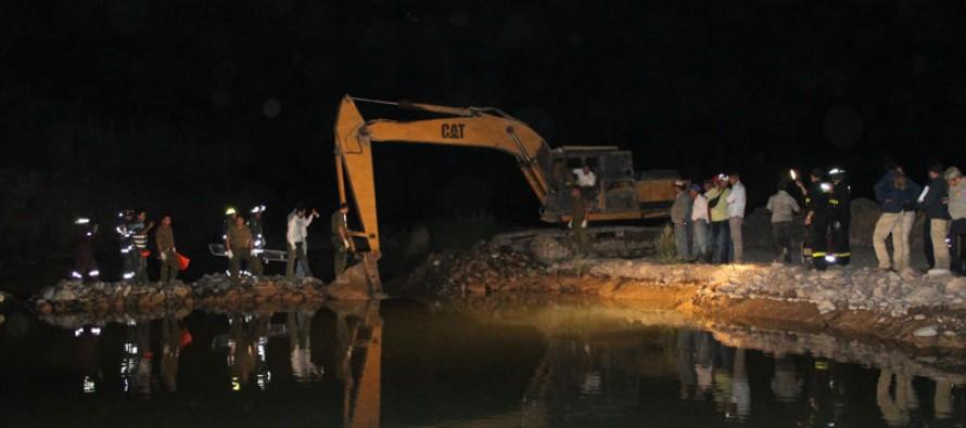 Joven trabajador agrícola fallece ahogado en estanque de regadío en fundo de Chapilca
