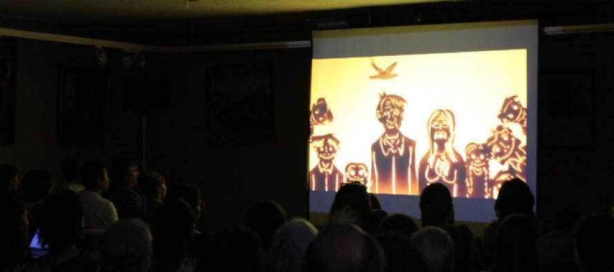 Con la técnica de sombras chinas en un cortometraje cuentan historias del Valle de Elqui
