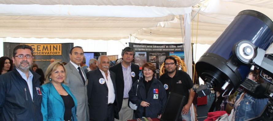 """Mamalluca participa en """"Astroday Chile"""" para acercar la astronomía a los aficionados"""