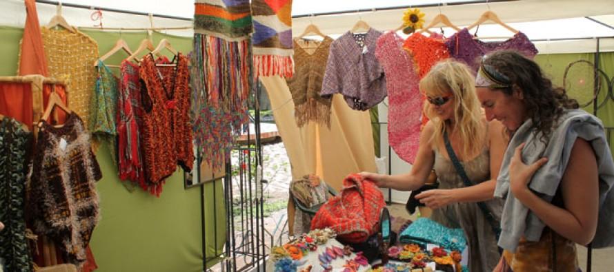 """""""Arte Mujer"""" busca potenciar el talento de las elquinas con exhibición de sus productos"""