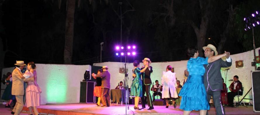 Encuentro nacional reunió a lo mejor del folclore de nuestro país en Vicuña