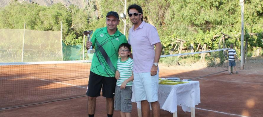A Coquimbo y Vicuña se fueron los trofeos del Campeonato de Tenis de la Escuela Canihuante