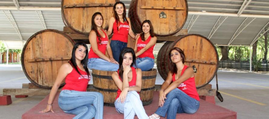Seis candidatas competirán por ser la reina del Carnaval Elquino 2013
