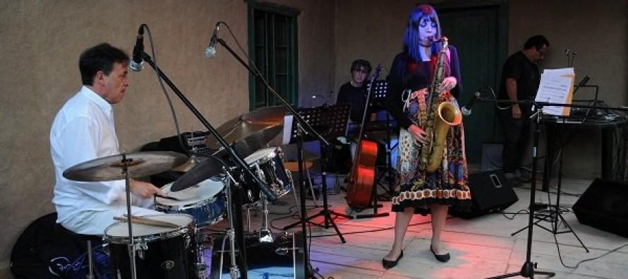 Pisco Elqui se deleitó con cuatro chilenos privilegiados de la música jazz