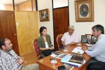 Minera Linderos y municipio de Vicuña unen fuerzas para el desarrollo de la comuna