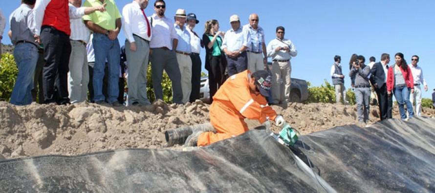 Anuncian inversión adicional de $10 mil millones para enfrentar la sequía en la Región de Coquimbo